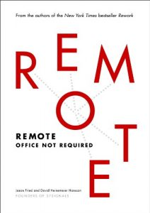 Baixar Remote: Office Not Required pdf, epub, eBook