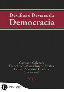 Baixar Desafios e Deveres da Democracia pdf, epub, eBook