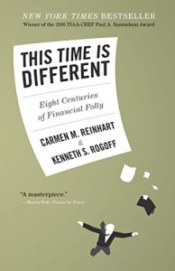 Baixar This Time Is Different: Eight Centuries of Financial Folly pdf, epub, eBook