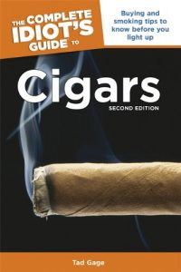 Baixar The Complete Idiot's Guide to Cigars, 2nd Edition (Complete Idiot's Guides (Lifestyle Paperback)) pdf, epub, eBook