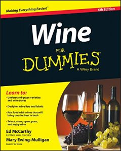 Baixar Wine For Dummies pdf, epub, eBook