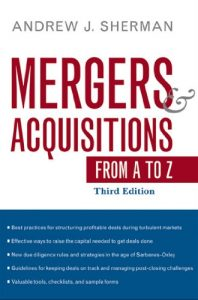 Baixar Mergers and Acquisitions from A to Z pdf, epub, eBook