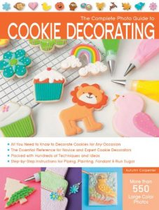 Baixar The Complete Photo Guide to Cookie Decorating pdf, epub, eBook