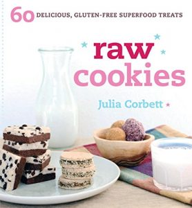 Baixar Raw Cookies: 60 Delicious, Gluten-Free Superfood Treats pdf, epub, eBook