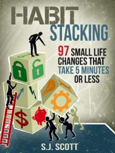 Baixar Habit Stacking: 97 Small Life Changes That Take Five Minutes or Less (English Edition) pdf, epub, eBook