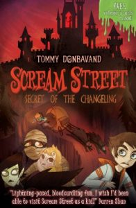 Baixar Scream Street 12: Secret of the Changeling pdf, epub, eBook