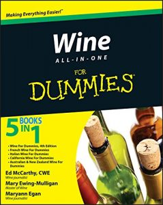 Baixar Wine All-in-One For Dummies pdf, epub, eBook