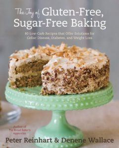 Baixar The Joy of Gluten-Free, Sugar-Free Baking: 80 Low-Carb Recipes that Offer Solutions for Celiac Disease, Diabetes, and Weight Loss pdf, epub, eBook