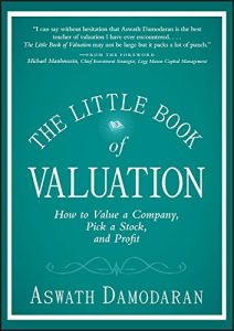 Baixar The Little Book of Valuation: How to Value a Company, Pick a Stock and Profit (Little Books. Big Profits) pdf, epub, eBook