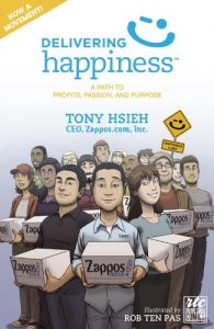 Baixar Delivering Happiness (English Edition) pdf, epub, eBook