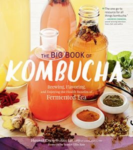 Baixar The Big Book of Kombucha: Brewing, Flavoring, and Enjoying the Health Benefits of Fermented Tea (English Edition) pdf, epub, eBook