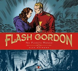 Baixar Flash Gordon: No Planeta Mongo pdf, epub, eBook