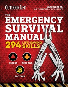Baixar The Emergency Survival Manual: 294 Life-Saving Skills pdf, epub, eBook