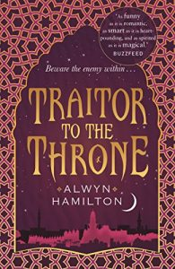 Baixar Traitor to the Throne (Rebel of the Sands Trilogy) (English Edition) pdf, epub, eBook