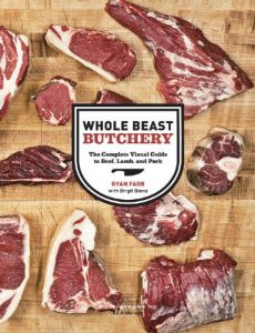 Baixar Whole Beast Butchery: The Complete Visual Guide to Beef, Lamb, and Pork pdf, epub, eBook