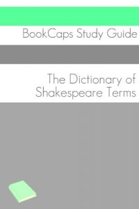 Baixar The Dictionary of Shakespeare Words (English Edition) pdf, epub, eBook
