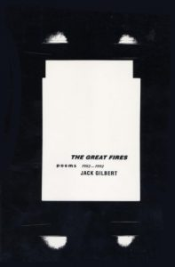 Baixar The Great Fires: Poems, 1982-1992 pdf, epub, eBook