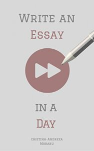 Baixar Write an Essay in a Day (English Edition) pdf, epub, eBook