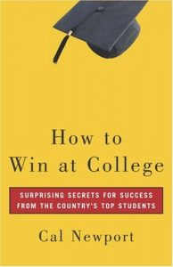 Baixar How to Win at College: Surprising Secrets for Success from the Country's Top Students pdf, epub, eBook