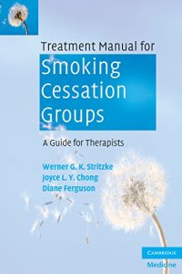 Baixar Treatment Manual for Smoking Cessation Groups: A Guide for Therapists pdf, epub, eBook