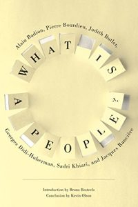 Baixar What Is a People? (New Directions in Critical Theory) pdf, epub, eBook