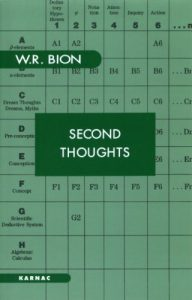 Baixar Second Thoughts: Selected Papers on Psychoanalysis (Maresfield Library) pdf, epub, eBook