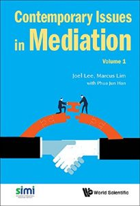 Baixar CONTEMPORARY ISSUES IN MEDIATION – VOLUME 1 (1contemporary Issues in Mediation) pdf, epub, eBook