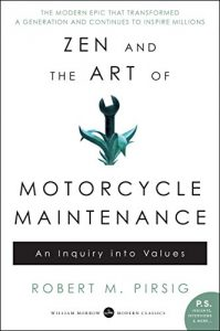 Baixar Zen and the Art of Motorcycle Maintenance: An Inquiry Into Values pdf, epub, eBook