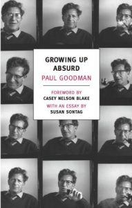 Baixar Growing Up Absurd: Problems of Youth in the Organized Society pdf, epub, eBook