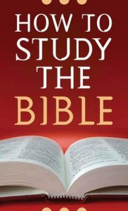Baixar How to Study the Bible (Value Books) (English Edition) pdf, epub, eBook