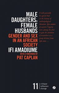 Baixar Male Daughters, Female Husbands: Gender and Sex in an African Society (Critique Influence Change) pdf, epub, eBook