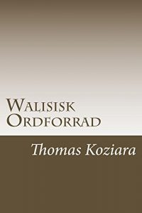 Baixar Walisisk Ordforrad (Danish Edition) pdf, epub, eBook