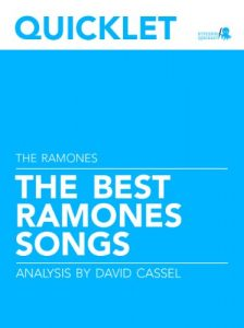 Baixar Quicklet on The Best Ramones Songs: Lyrics and Analysis (English Edition) pdf, epub, eBook