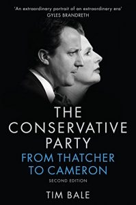 Baixar The Conservative Party: From Thatcher to Cameron pdf, epub, eBook