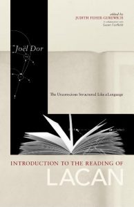 Baixar Introduction to the Reading of Lacan: The Unconscious Structured Like a Language (Lacanian Clinical Field) pdf, epub, eBook