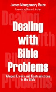 Baixar Dealing with Bible Problems: Alleged Errors and Contradictions in the Bible (English Edition) pdf, epub, eBook