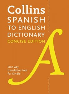 Baixar Collins Concise Spanish-English Dictionary (English Edition) pdf, epub, eBook
