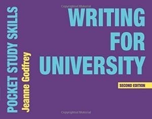 Baixar Writing for University (Pocket Study Skills) pdf, epub, eBook