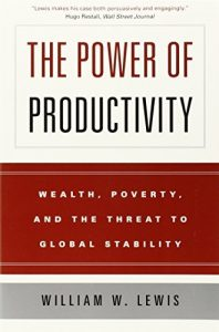 Baixar The Power of Productivity: Wealth, Poverty, and the Threat to Global Stability pdf, epub, eBook