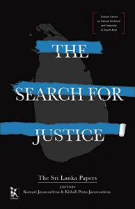 Baixar The Search for Justice: The Sri Lanka Papers (Zubaan Series on Sexual Violence and Impunity in South Asia) (English Edition) pdf, epub, eBook