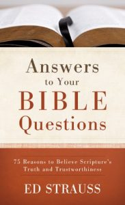 Baixar Answers to Your Bible Questions: 75 Reasons to Believe Scripture's Truth and Trustworthiness (Value Books) (English Edition) pdf, epub, eBook