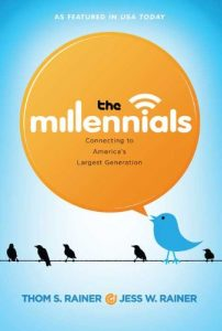 Baixar The Millennials pdf, epub, eBook