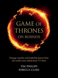 Baixar Game of Thrones on Business pdf, epub, eBook