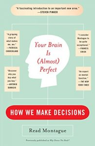 Baixar Your Brain Is (Almost) Perfect: How We Make Decisions pdf, epub, eBook