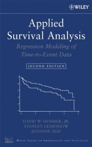 Baixar Applied Survival Analysis: Regression Modeling of Time to Event Data (Wiley Series in Probability and Statistics) pdf, epub, eBook