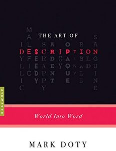 Baixar The Art of Description: World into Word (Art of…) pdf, epub, eBook