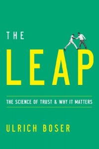 Baixar The Leap: The Science of Trust and Why It Matters pdf, epub, eBook