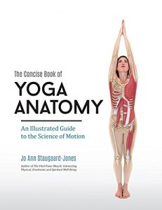 Baixar The Concise Book of Yoga Anatomy: An Illustrated Guide to the Science of Motion pdf, epub, eBook