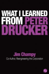 Baixar What I Learned From Peter Drucker (English Edition) pdf, epub, eBook