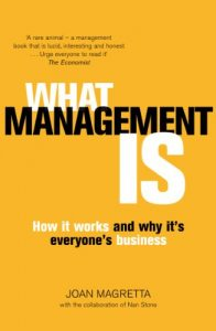 Baixar What Management Is: How it works and why it's everyone's business pdf, epub, eBook